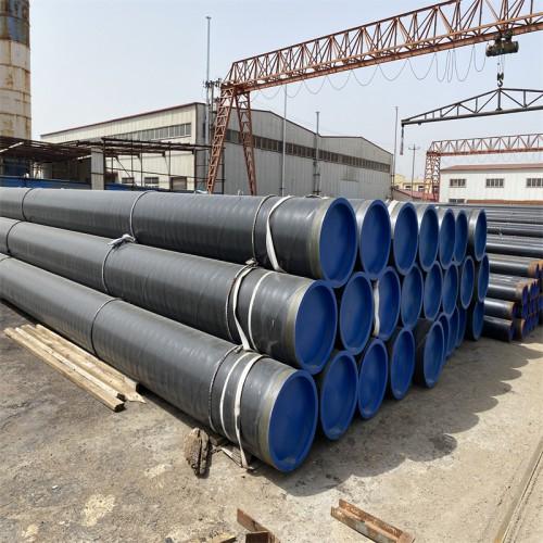 天然气L360材质3PE防腐管道 加强级3PE防腐管道
