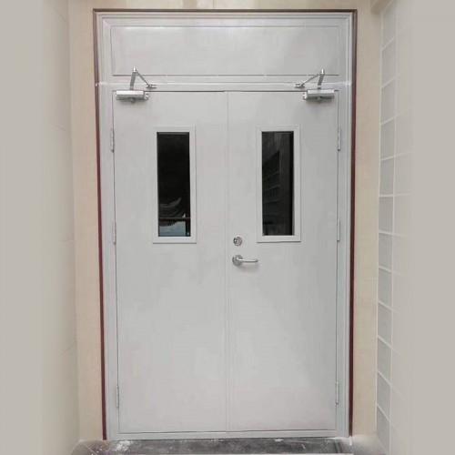 玻璃防火门 不锈钢防火门 甲级钢质防火门