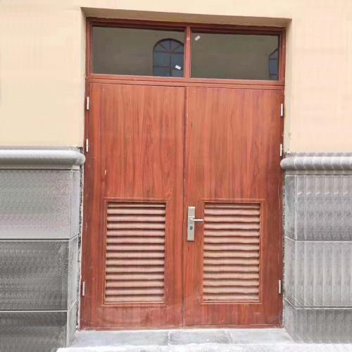 优质防火门 钢制防火卷帘门 逃生通道防护门