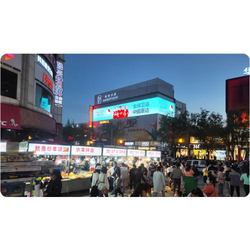 太原户外楼顶大牌广告投放/太原市区户外广告牌投放