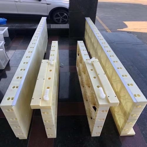 塑钢模板 现浇塑钢模板厂繁盛模具 塑钢现浇模板型号齐全