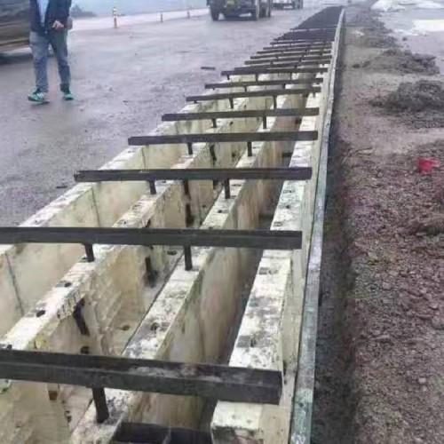建筑塑料模板 现浇框格梁模板 水沟塑料模板库存充足繁盛模具
