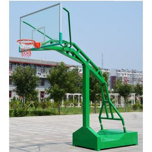 室内外专用篮球架   篮球架子   可移动式凹箱篮球架