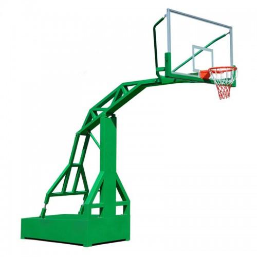 篮球架子   平箱可移动篮球架    比赛训练专用篮球架