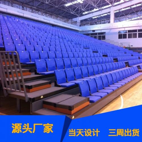 体育场伸缩看台 学校伸缩看台